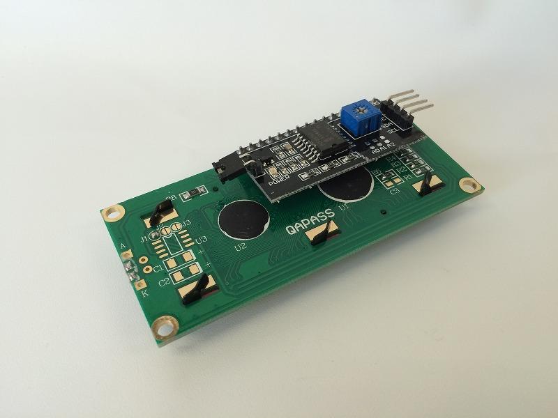 基本部品セット15-2 LCDモジュール